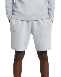 River Island Sweat Shorts - Gray