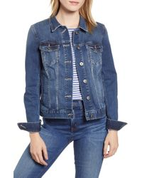 Vince Camuto Two By Jean Jacket - Blue
