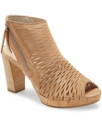 Paul Green Costa Sandal - Brown