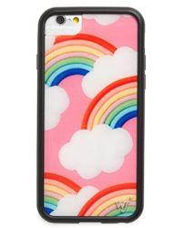 Wildflower - Rainbow Clouds Iphone 6/7/8 Case - Lyst