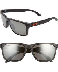 Oakley - Nfl Holbrook 57mm Sunglasses - Chicago Bears - Lyst