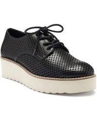 Vince Camuto Nillindie Platform Sneaker - Black