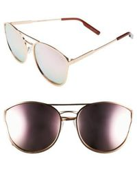 Quay - Cherry Bomb 60mm Sunglasses - - Lyst