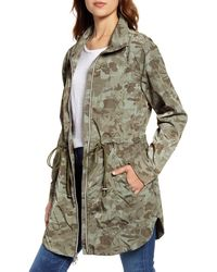 Tommy Bahama Camo Canyon Parka - Multicolor