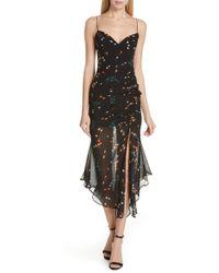 Nicholas - Vintage Daisy Drawstring Dress - Lyst