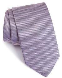 Eton of Sweden - Microdot Silk Tie - Lyst