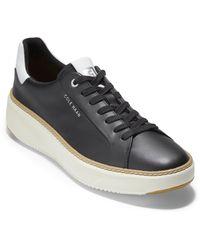 Cole Haan Grandpro Topspin Sneaker - Black