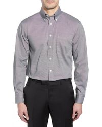 Nordstrom - Traditional Fit Non-iron Dress Shirt - Lyst