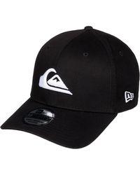 7536b2d7eaff8 Quiksilver Mountain   Wave Baseball Cap - in Black for Men - Lyst