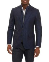 Robert Graham - Downhill Sport Coat With Removable Bib - Lyst