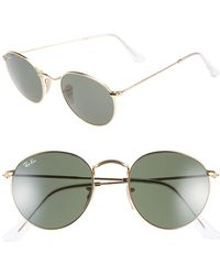f3013e3eda Lyst - Ray-Ban Rayban Unisex Mirrrored Polarized Icons Sunglasses in ...