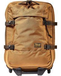 Filson Dryden 2-wheel Carry-on Bag - Natural