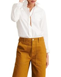 Alex Mill Bobby Button-up Shirt - White