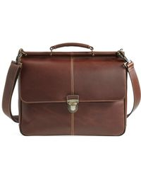 Boconi - 'bryant' Briefcase - - Lyst