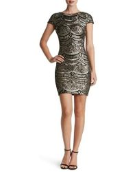 Dress the Population | Tabitha Sequin Body-con Dress | Lyst