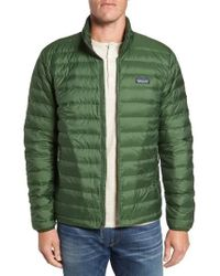 Patagonia | Water Repellent Down Jacket | Lyst