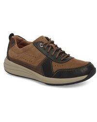 Clarks - Clarks Unstructured - Un Coast Form Sneaker - Lyst