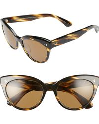 c6c1972e0d Lyst - Oliver Peoples Roella - Women s Oliver Peoples Roella Sunglasses