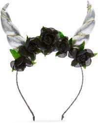 TOPSHOP - Folklore Headband - Lyst