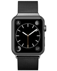 Casetify Mesh Apple Watch Strap - Black