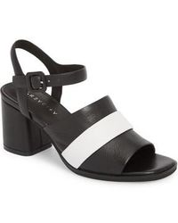 Grey City - Ren Sandal - Lyst