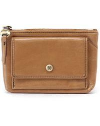 Hobo International Gogo Leather Card Case - Brown