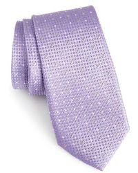 Calibrate - Gest Dot Silk Tie - Lyst