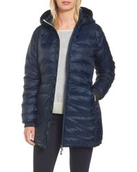 Canada Goose - Camp Slim Fit Hooded Packable Down Jacket - Lyst