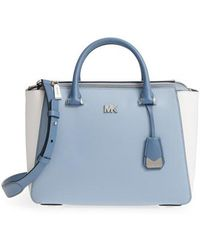 Michael Kors | Michael By Md Satchel | Lyst