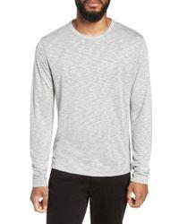 Theory - Long Sleeve T-shirt - Lyst