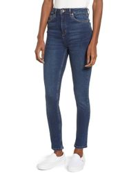 BDG - Urban Outfitters Pine High Waist Skinny Jeans - Lyst