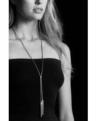 David Yurman Renaissance Necklace With Diamonds - Metallic