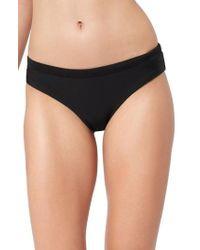Sweaty Betty - Offshore Reversible Bikini Bottoms - Lyst
