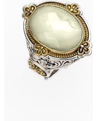 Konstantino - 'selene' Semiprecious Stone Ring - Lyst