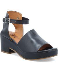 Miz Mooz Gia Platform Sandal - Multicolour