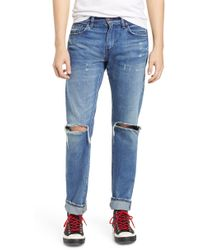 Levi's - Made & Crafted 511(tm) Slim Fit Jeans (strawberry Fields) - Lyst