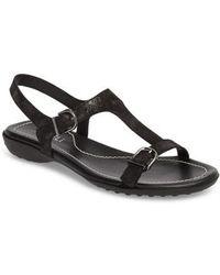 Vaneli | Taletha T-strap Sandal | Lyst