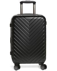 Nordstrom - Chevron 18-inch Spinner Carry-on - Lyst