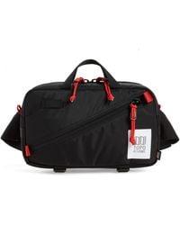 Topo Quick Pack Belt Bag - Black