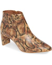 Matisse Crush Bootie - Brown
