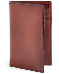 Bosca | 'old Leather' Card Case | Lyst