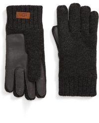 UGG UGG Knit Tech Gloves - Multicolour