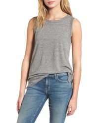 Current/Elliott - 'the Muscle' Tee - Lyst