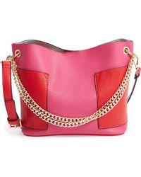 Steve Madden - Bettie Faux Leather Bucket Bag - - Lyst