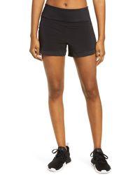 THINX Period Active Training Shorts - Black