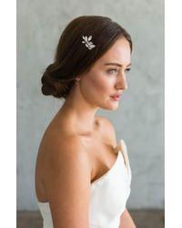 Brides & Hairpins Marianna Comb - Metallic