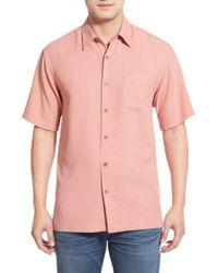 Kahala - 'wind N Sea' Regular Fit Sport Shirt - Lyst