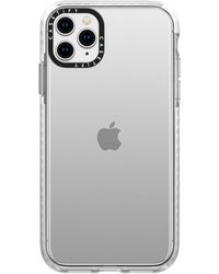 Casetify Clear Iphone 11 Pro Max Case - Gray