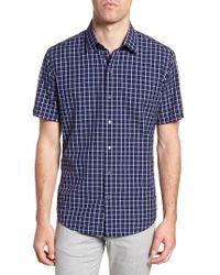Zachary Prell - Dean Seersucker Sport Shirt - Lyst