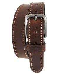 Boconi - Leather Belt - Lyst